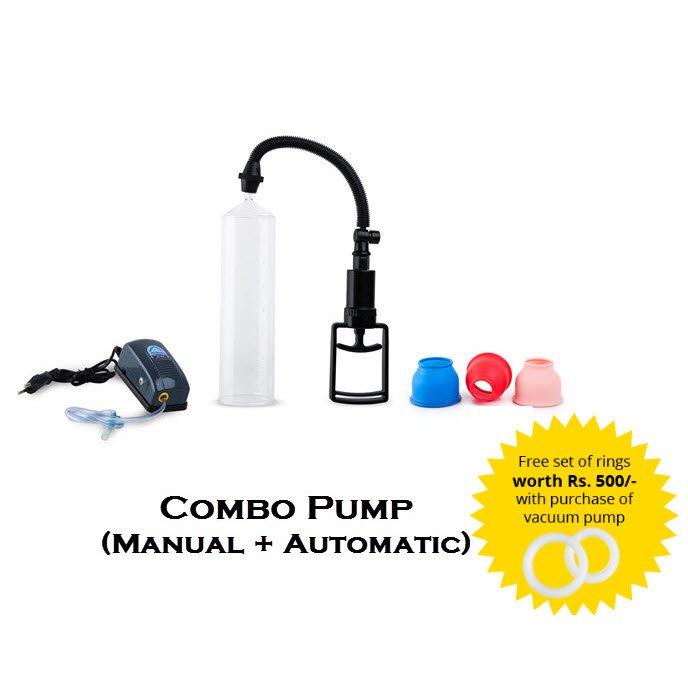 Hybrid Penis Enlargement Pump 1